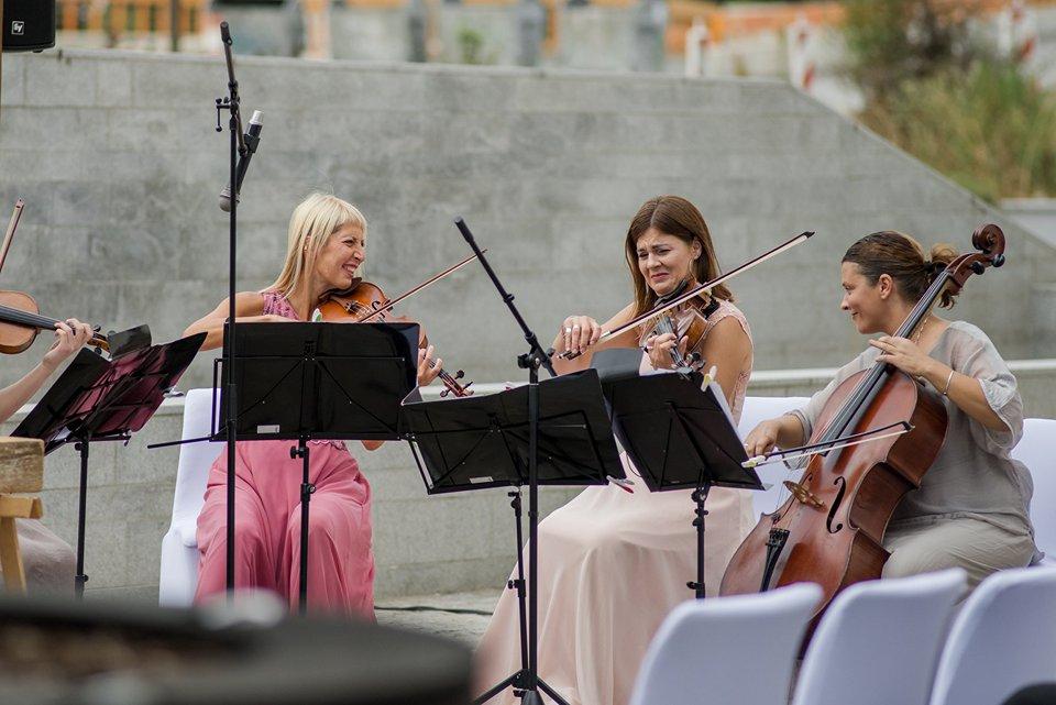 muzika venčanje gudački kvartet