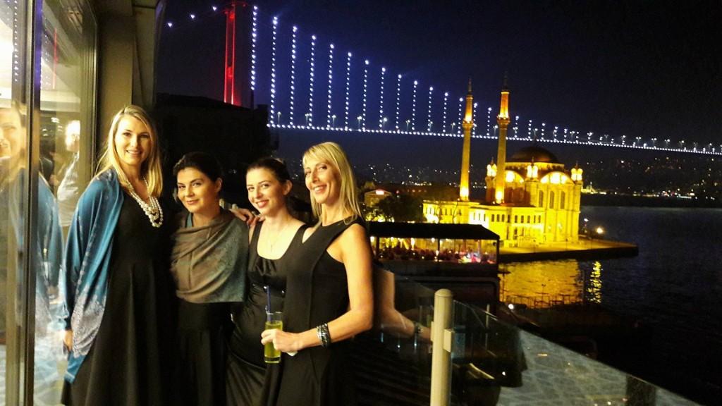 Wonder Strings kvartet Beograd Istanbul Radisson Blue