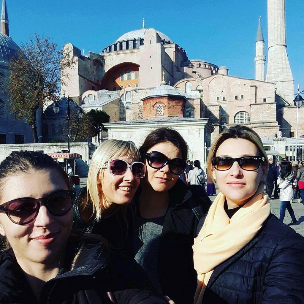 Aja Sofija Istanbul Wonder Strings Kvartet