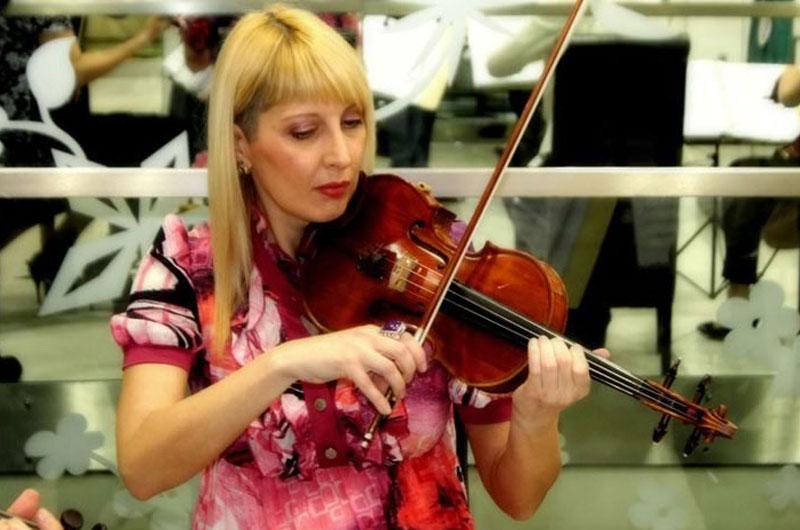 solo violina