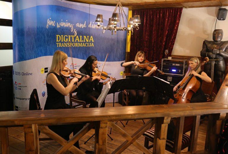 Wonder Strings kvartet kopaonik biznis forum kamerna muzika