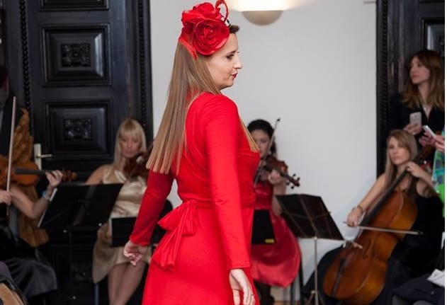 gudacki kvartet modna revija luksuz otvaranje butika satovi