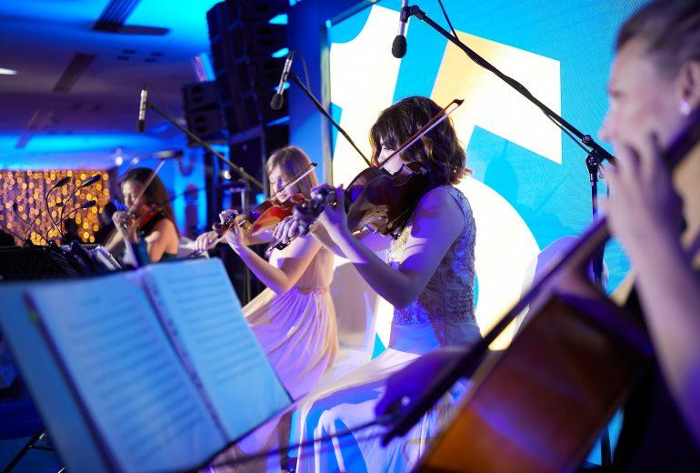 kvartet obeležavanje jubileja wonder strings proslava gala