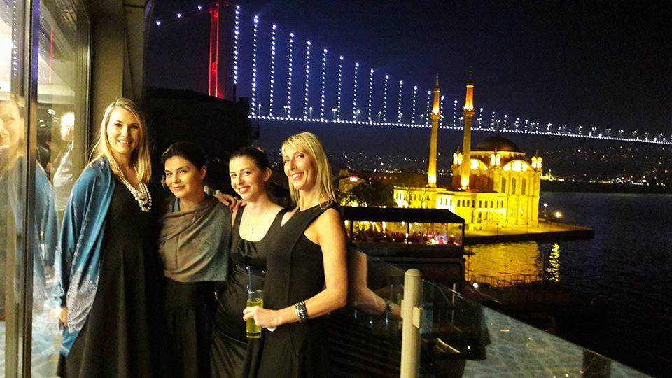 Wonder Strings gudački kvartet Istanbul
