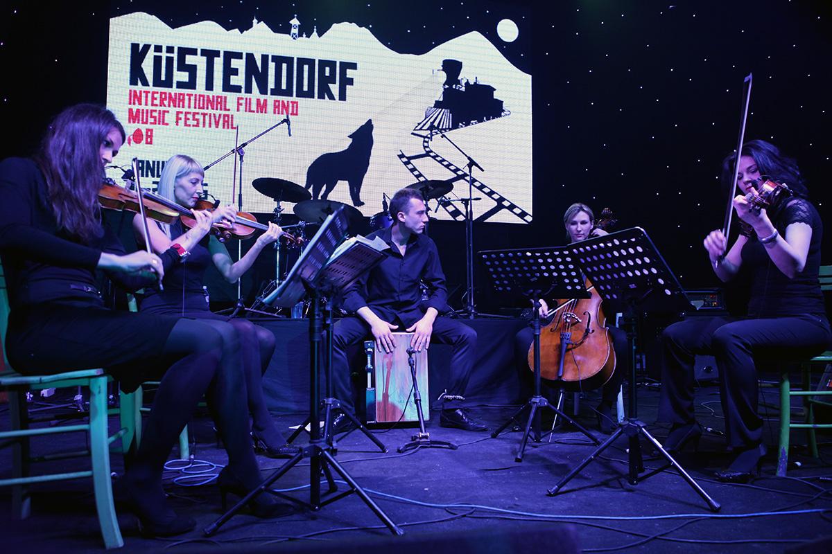 kustendorf 2015 wonder strings svirka partibrejkersi mećavnik kusturica