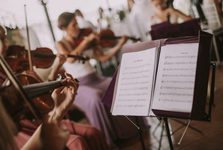 Wonder Strings kvartet venčanje elegantna muzika