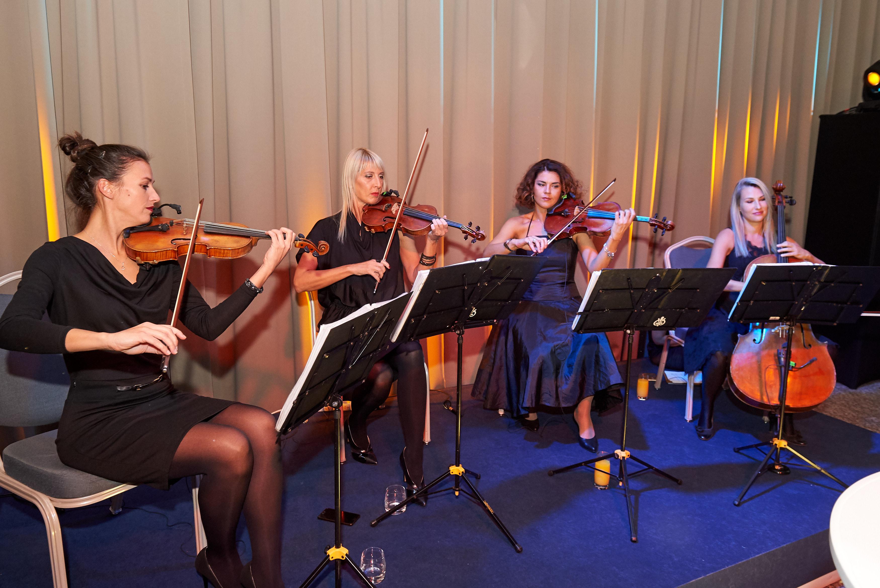 kvartet wonder strings gudački olimpijski koktel
