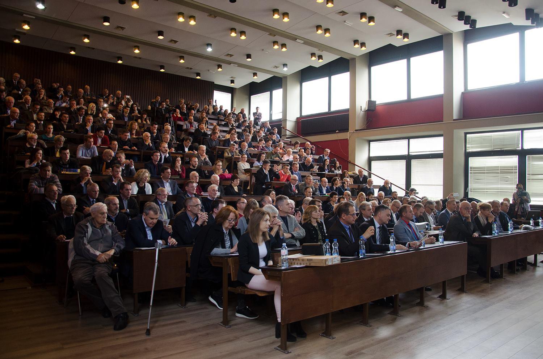 Saobraćajni fakultet 2018 svečana akademija