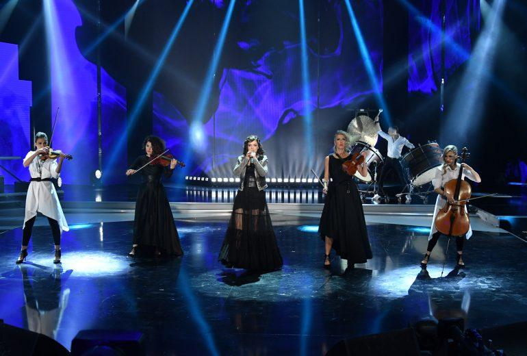 Wonder Strings Ivana Vladović Moja bol Beovizija 028