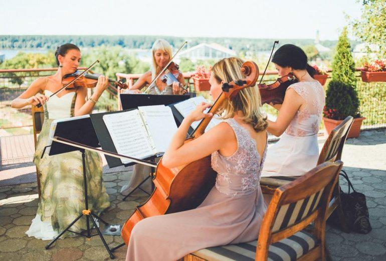 fina muzika kvarteta za vaše venčanje