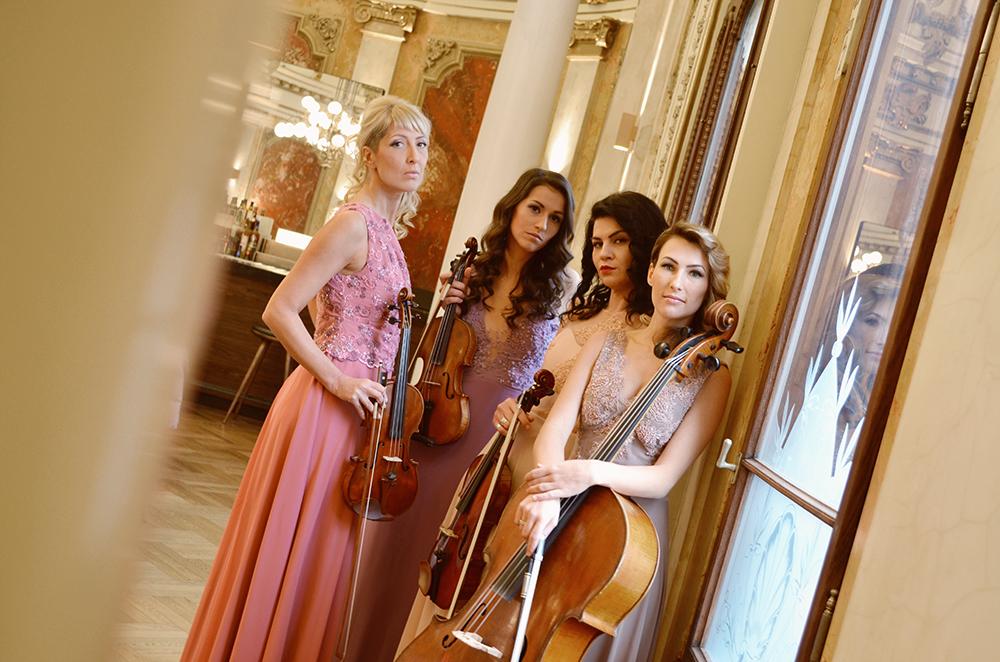 kvartet muzika za venčanje