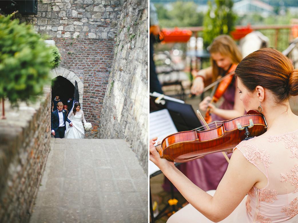 ljubavne pesme romantično venčanje gudački kvartet