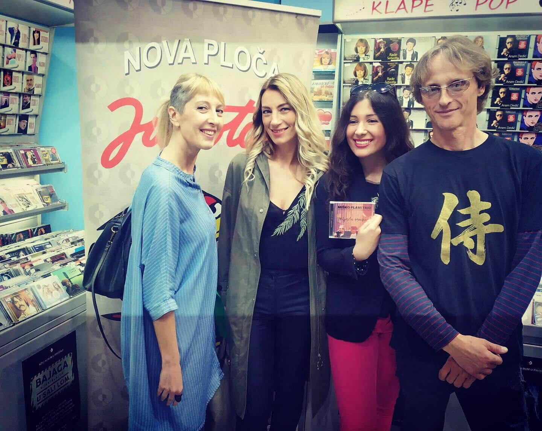 Wonder Strings trio Miško plavi CD hiljadu osmeha