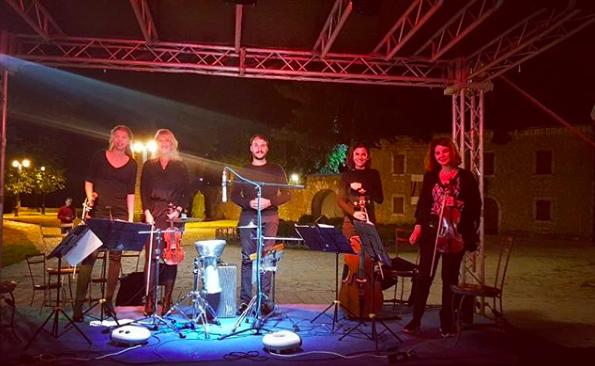 Montenegro Beer Fest Cetinje Wonder Strings kvartet gudački crna gora